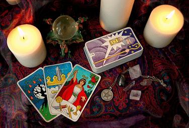 Horoskop Tarotkort - Det ena utesluter inte det andra