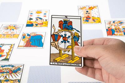 Tarot-kortleken ger oss svaren