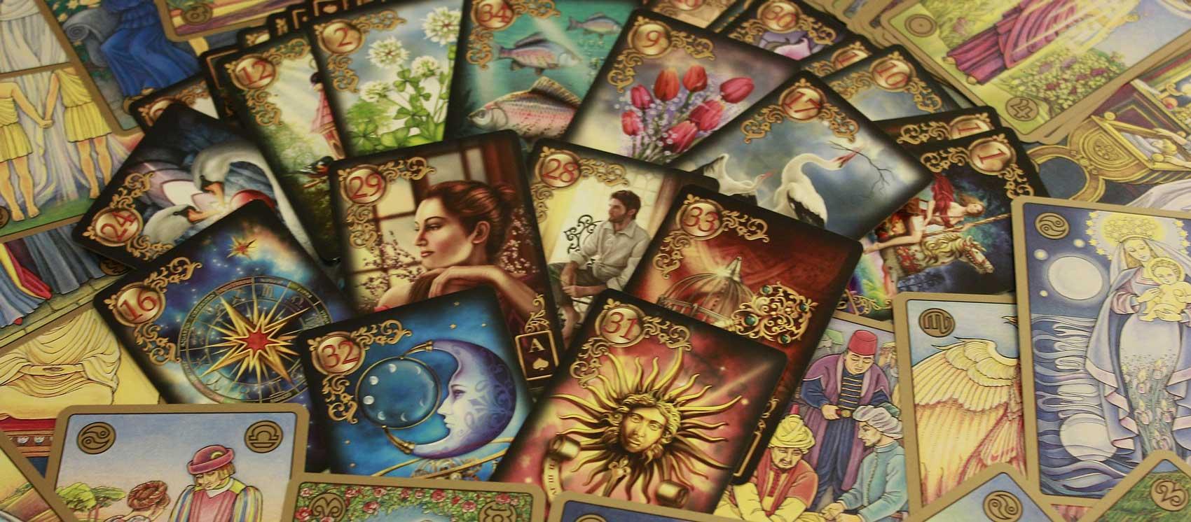 tarotkort online spå i tarot medium